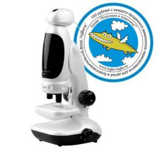 Микроскоп развивающий цифровой EVA