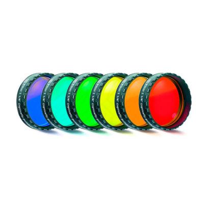 Набор цветных фильтров Celestron, 1,25(#2458300)