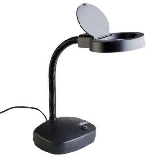 Лупа-лампа 8611 (3D*89) черная