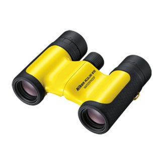 Бинокль Nikon Aculon W10 8X21 желтый (BAA846WA)
