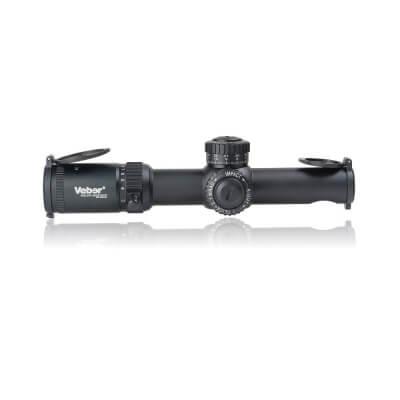 Прицел оптический Veber Wolf II 1-10х26 GB FD Загонник