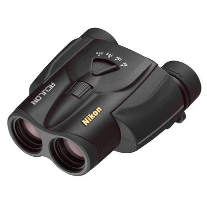 Бинокль Nikon 8-24*25 Zoom Aculon T11 black(BAA800SA)